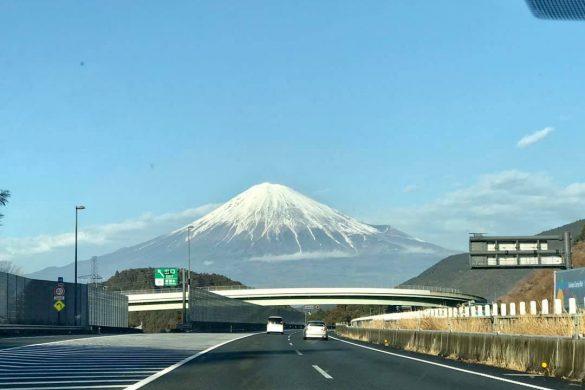 NGắm núi phú sỹ Nhật Bản Từ Hakone